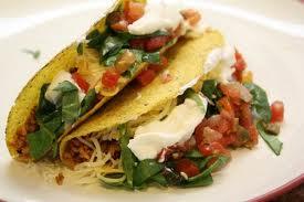 tempeh taco