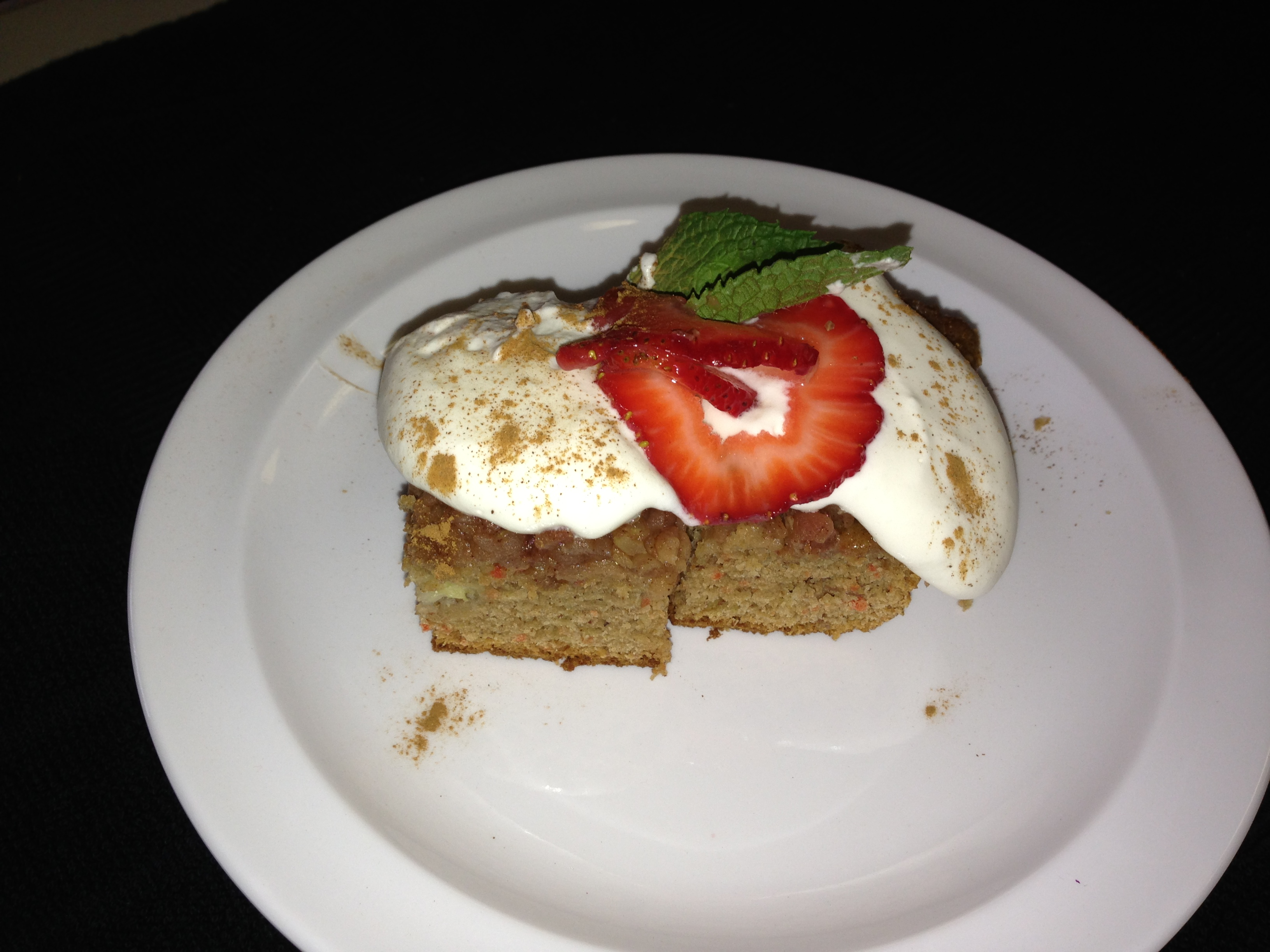 Saladmaster carrot cake recipe