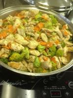 cashew chicken induction