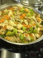 cashew chicken induction